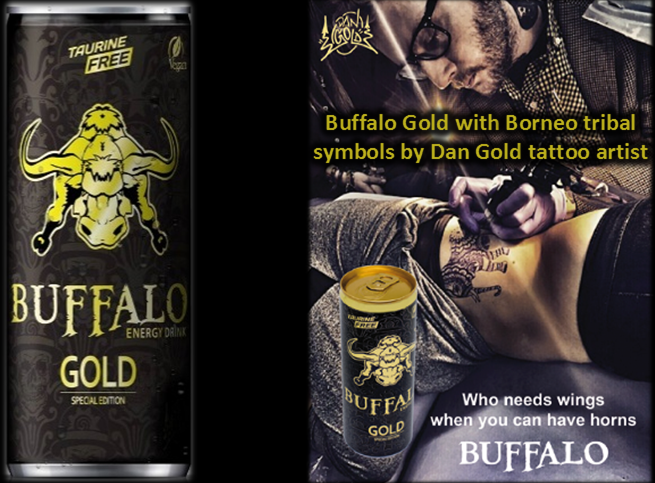 Buffalo Gold Special Edition